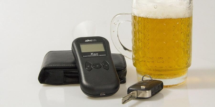 Prueba de alcoholemia