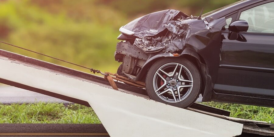 ¿Qué se puede reclamar en caso de accidente de tráfico?
